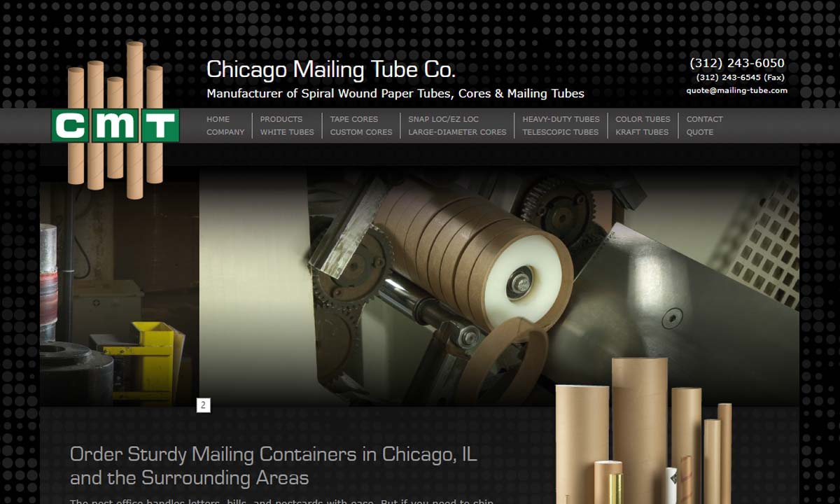 Chicago Mailing Tube Co.