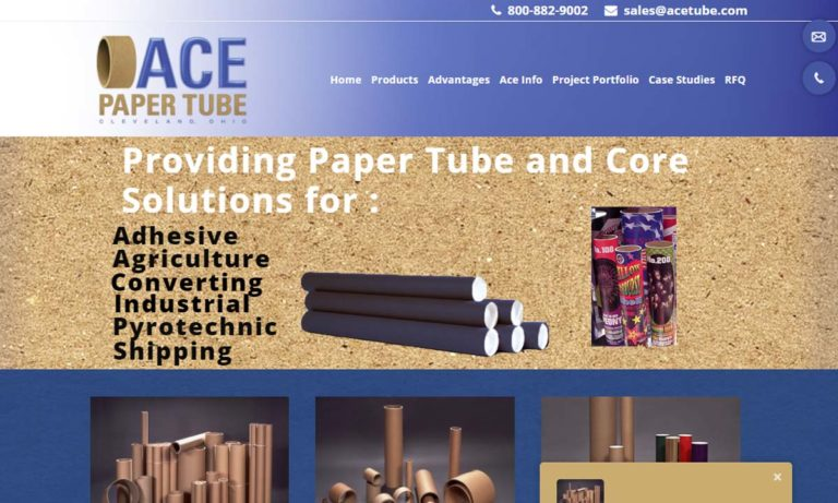 Ace Paper Tube Corporation
