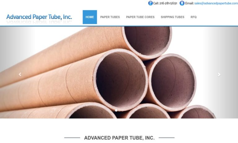 Advanced Paper Tube, Inc.