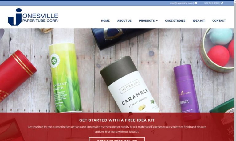 Jonesville Paper Tube Corporation