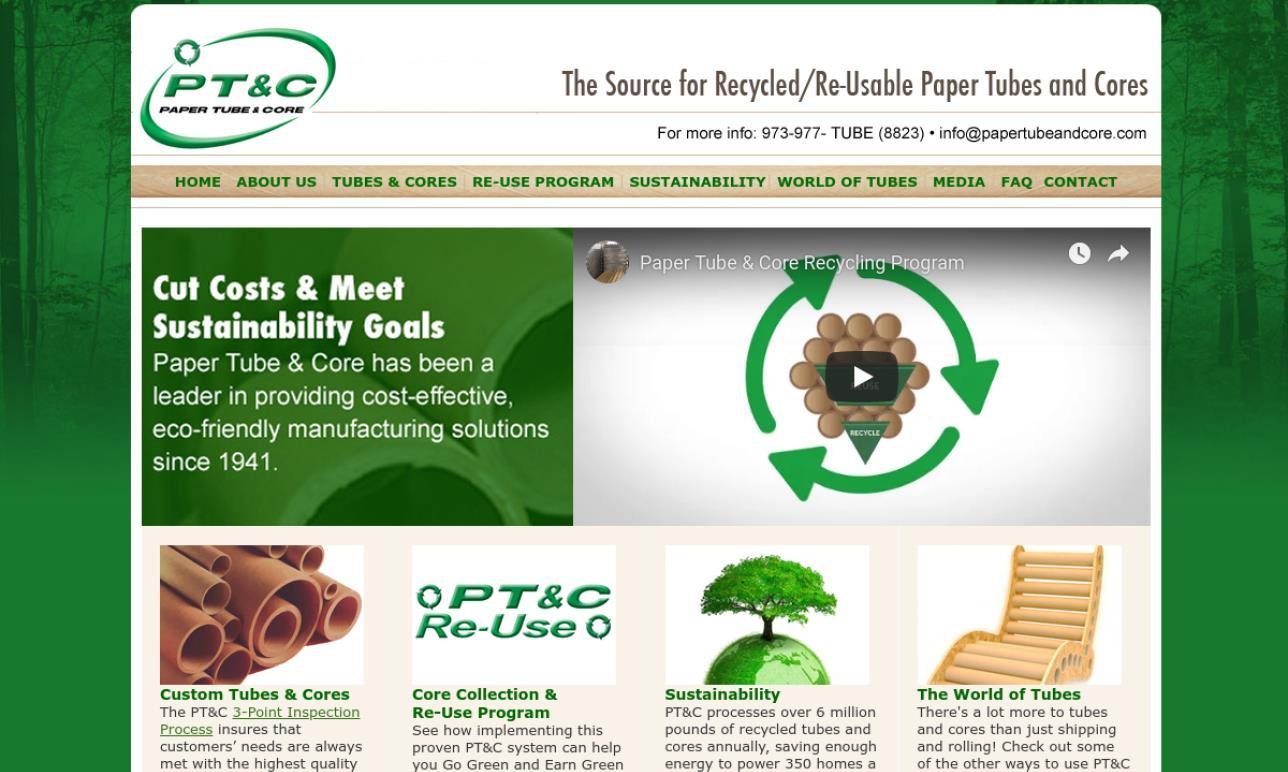Paper Tube & Core, Inc.