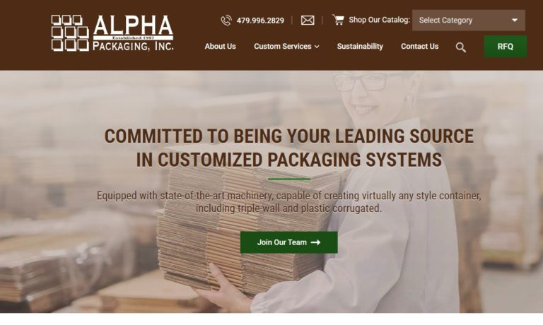 Alpha Packaging, Inc.